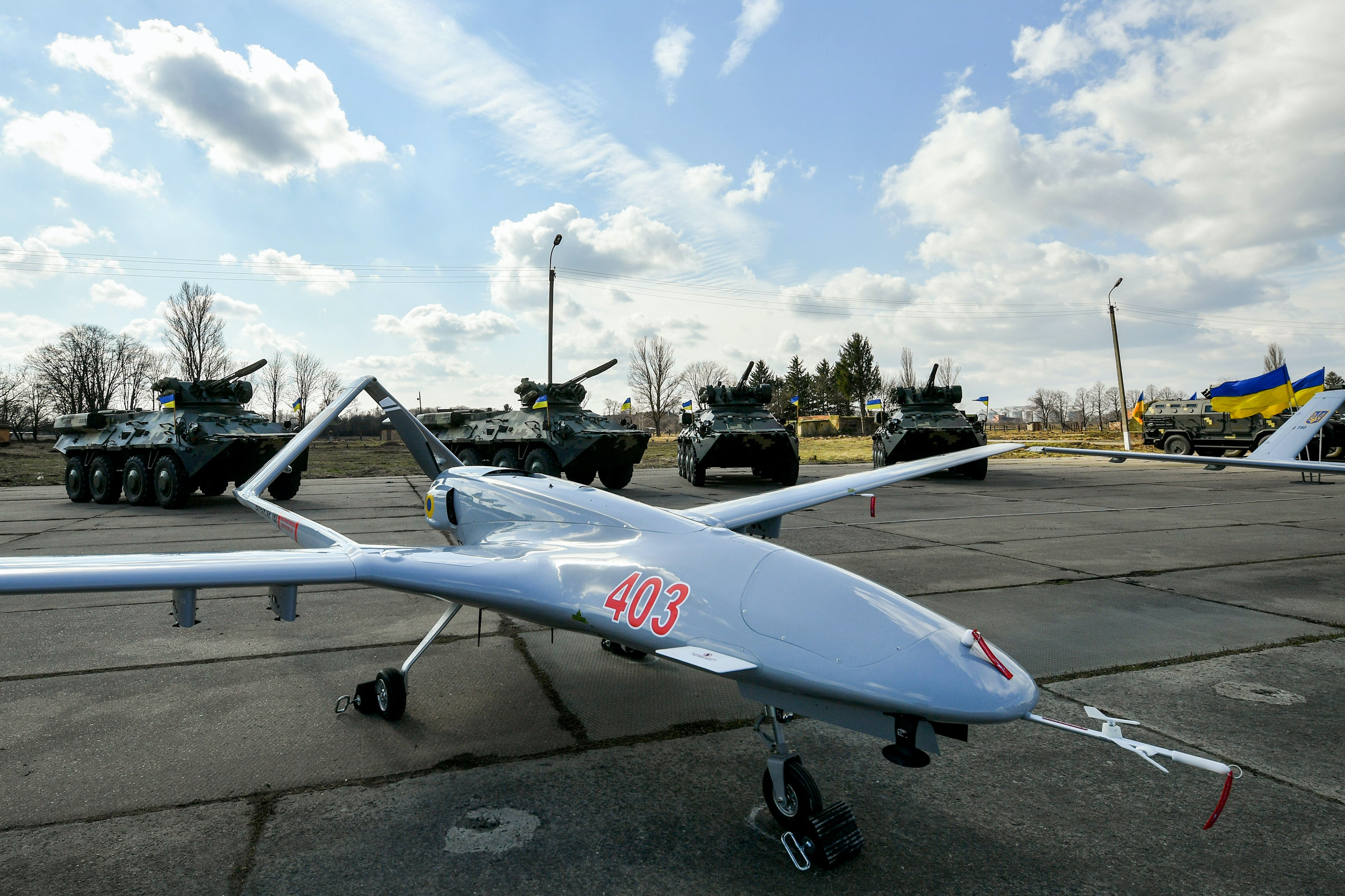 How Turkey Defied the U S  and Became a Killer Drone Power