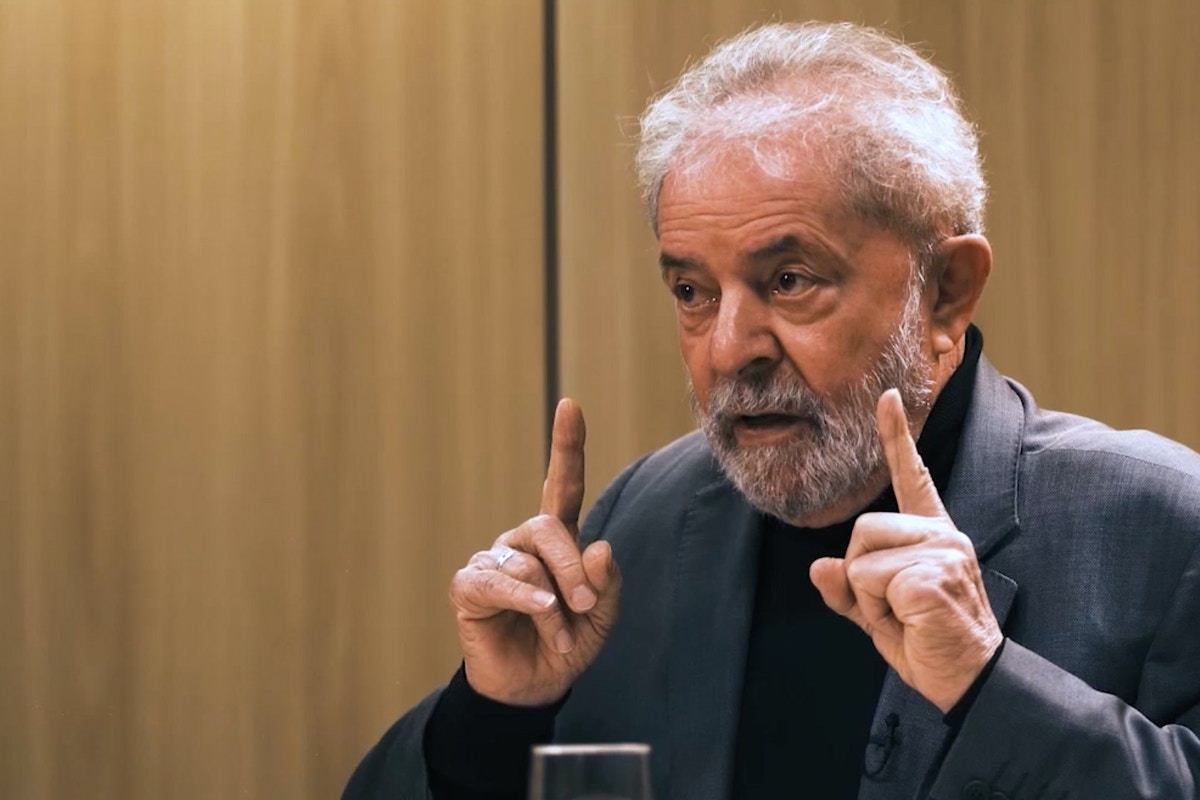 Watch: Interview With Brazil's Ex-President Lula From Prison, Discussing Global Threats, Neoliberalism, Bolsonaro, and More