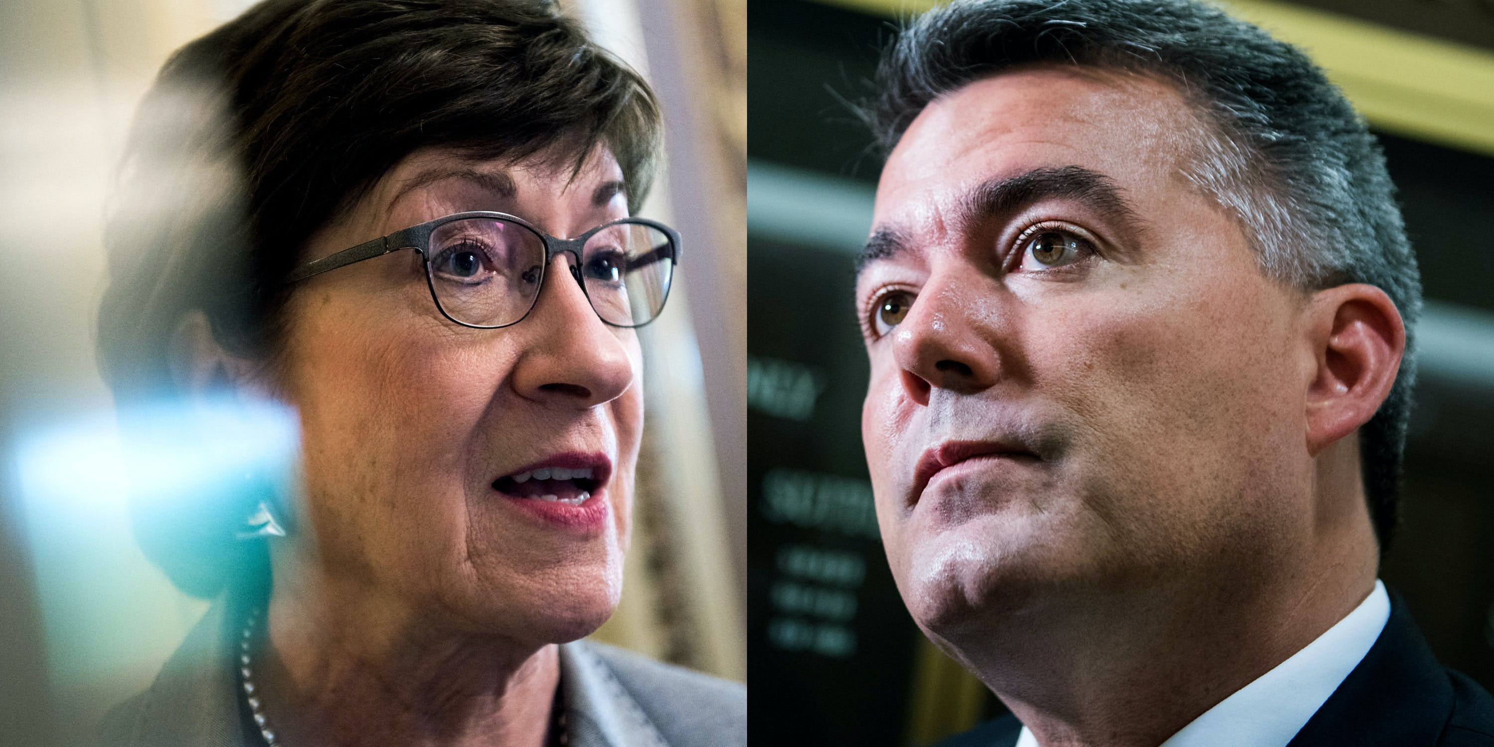 Do Susan Collins and Cory Gardner Really Want to Make Their Re-elections About Keeping Kids in Cages?