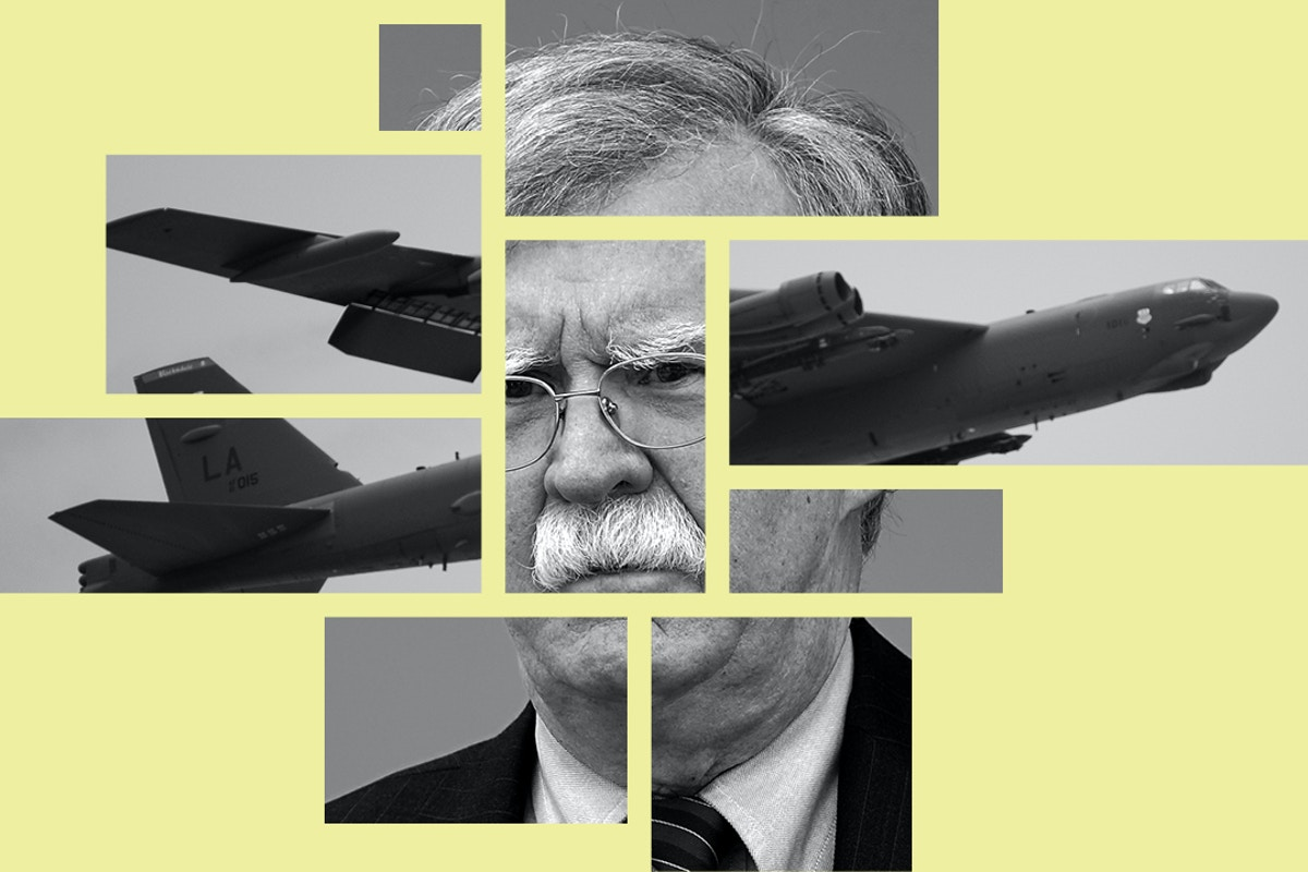 Will John Bolton Finally Get His War With Iran?
