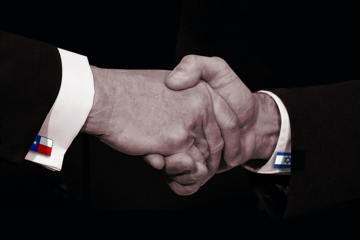 God, Gas, and Cash: How Texas Fell in Love With Israel — and Then Trampled on the Constitution
