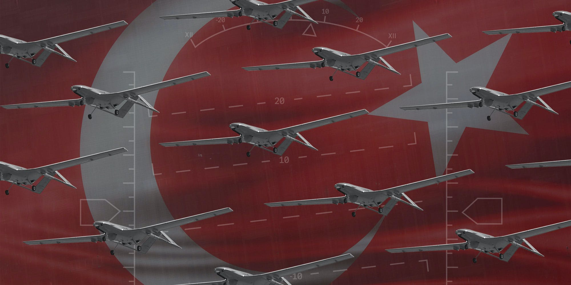 How Turkey Defied the U.S. and Became a Killer Drone Power