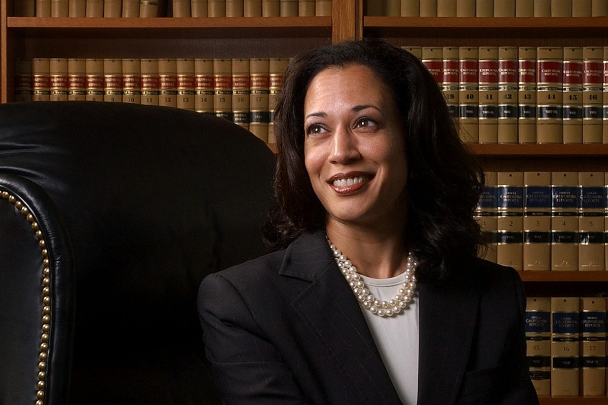 As San Francisco District Attorney, Kamala Harris's Office Stopped Cooperating With Victims of Catholic Church Child Abuse