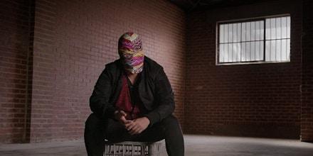 Por anos, Badiucao usou máscaras em aparições públicas para esconder sua identidade do governo chinês.