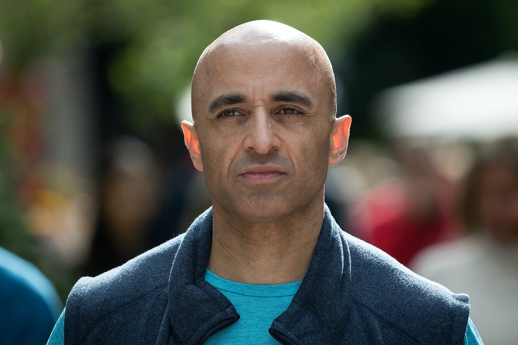 SUN VALLEY, ID - JULY 6: Yousef Al Otaiba, United Arab Emirates Ambassador to the United States, attends the annual Allen & Company Sun Valley Conference, July 6, 2016 in Sun Valley, Idaho. Every July, some of the world's most wealthy and powerful businesspeople from the media, finance, technology and political spheres converge at the Sun Valley Resort for the exclusive weeklong conference. (Photo by Drew Angerer/Getty Images)