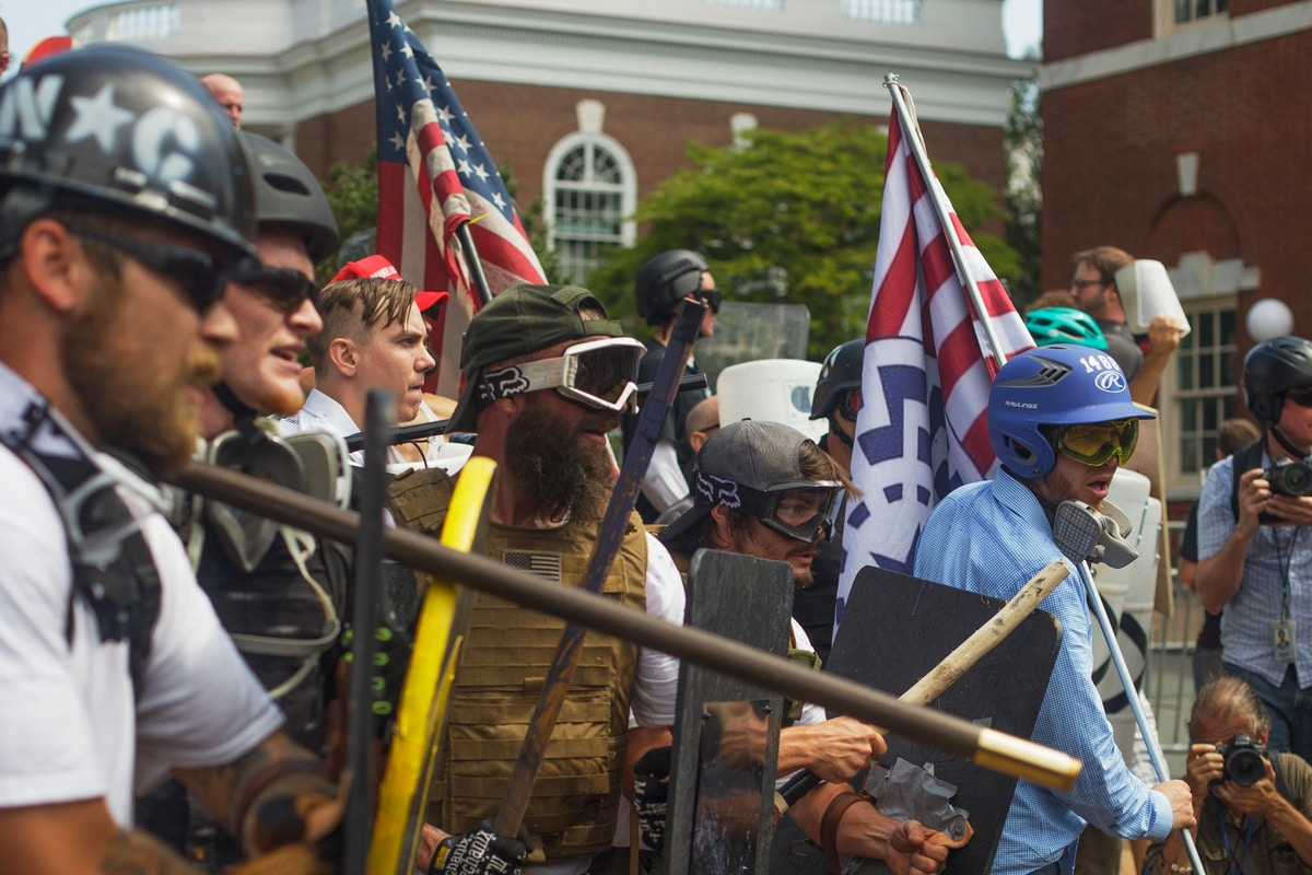 Trump Administration Making It Harder to Find Out Whether It's Fighting White Supremacist Terror