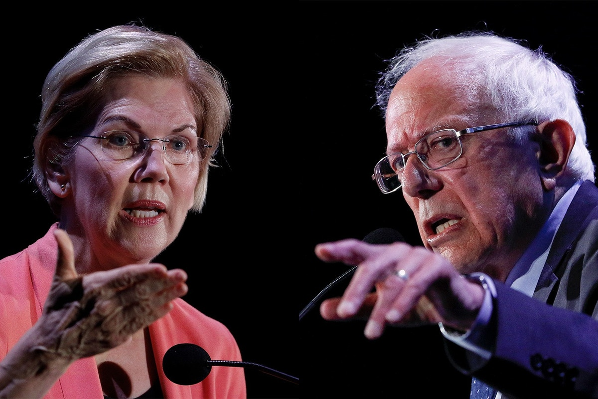 Forget Bernie vs. Warren. Focus on Growing the Progressive Base and Defeating Biden.