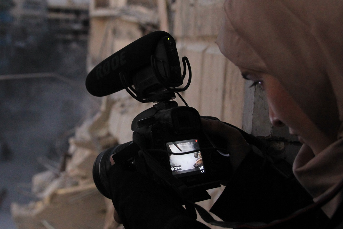 """A Syrian Mother's Letter to Her Daughter, """"For Sama"""" Shows War in an Unusually Intimate Light"""