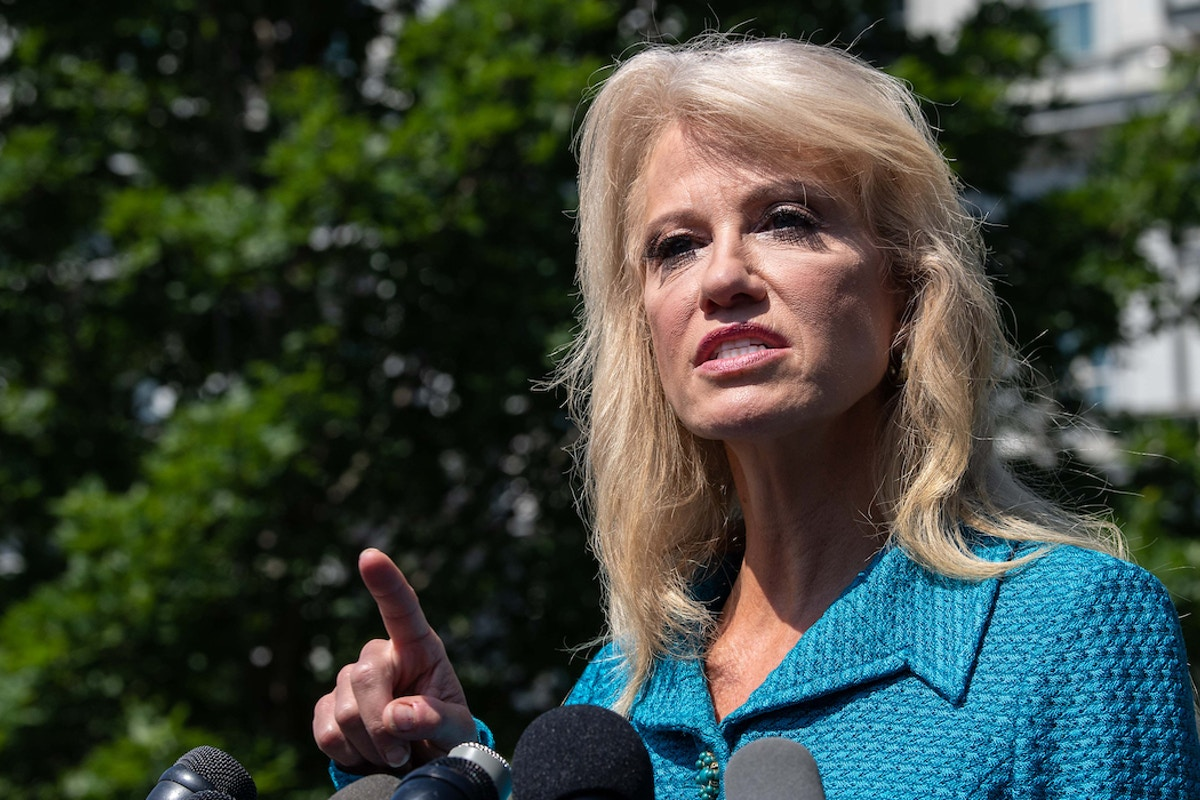 Kellyanne Conway's Irish Ancestors Were the Enemy When Donald Trump's Dad Was Arrested at a Klan Riot in 1927