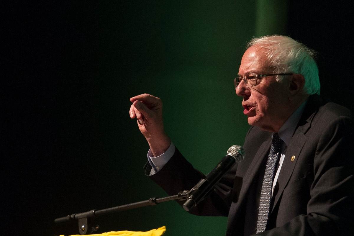 Will Bernie Sanders Stick With a Carbon Tax In His Push For a Green New Deal?