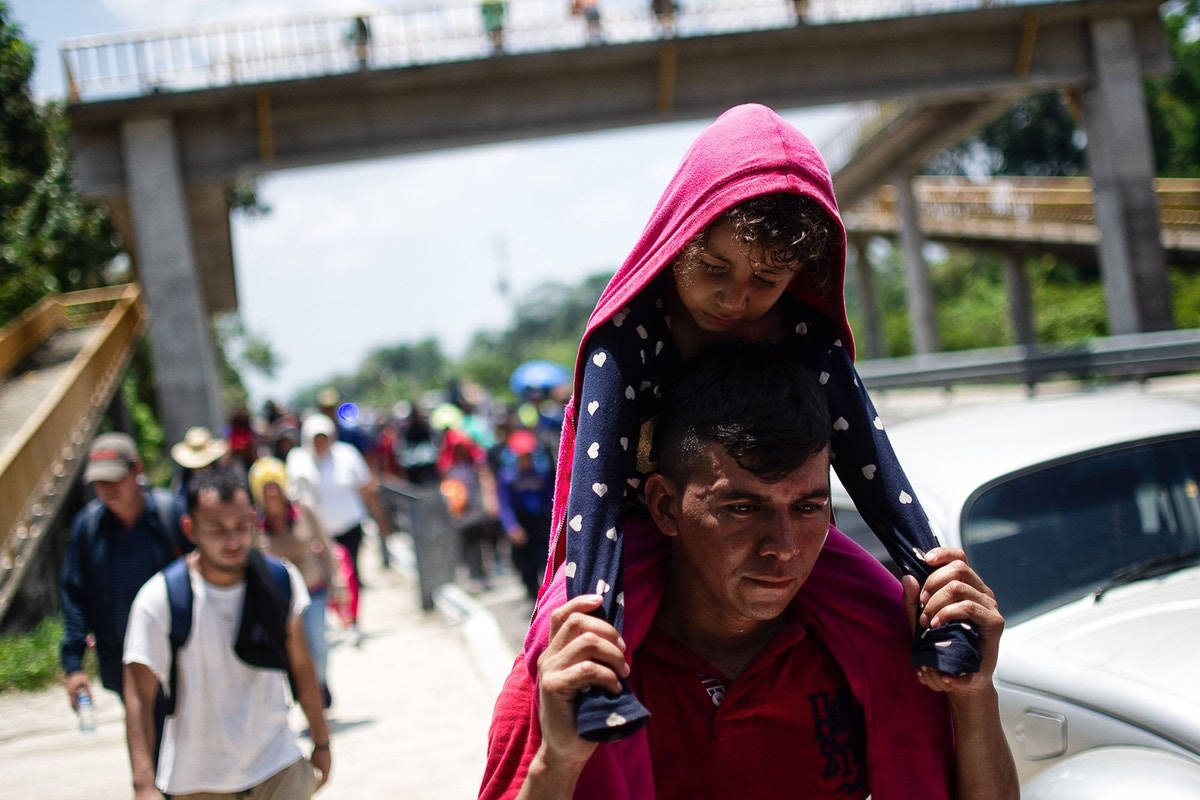 Pushing Out the Border: How the U.S. Is Waging a Global War on Migration