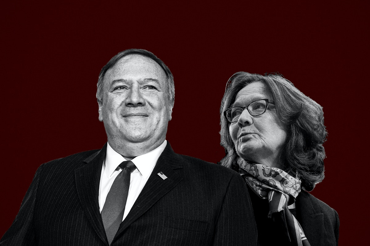 Mike Pompeo Is Donald Trump's De Facto Intelligence Czar