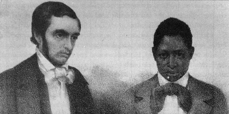 Baquaqua, autor da era da escravidão no Brasil.