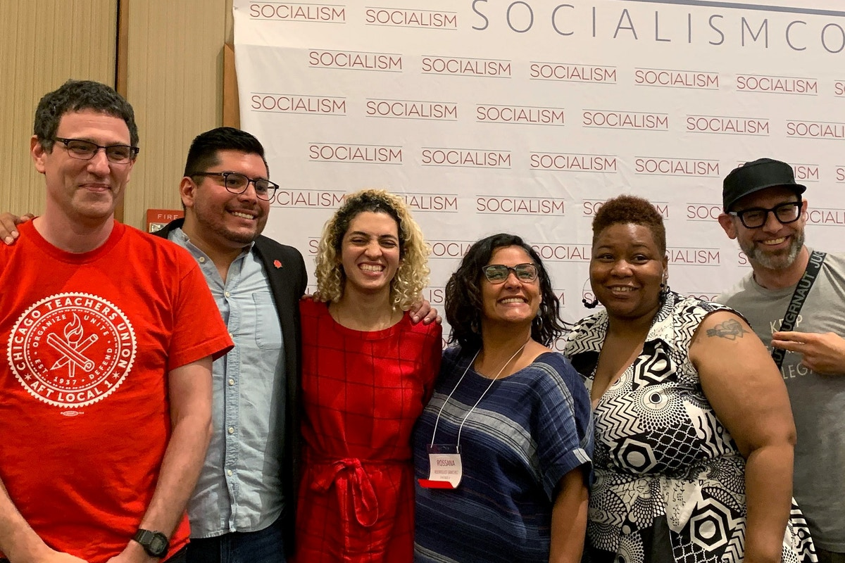 Socialists on Chicago City Council Fight for Affordable Housing, Immigrant Rights
