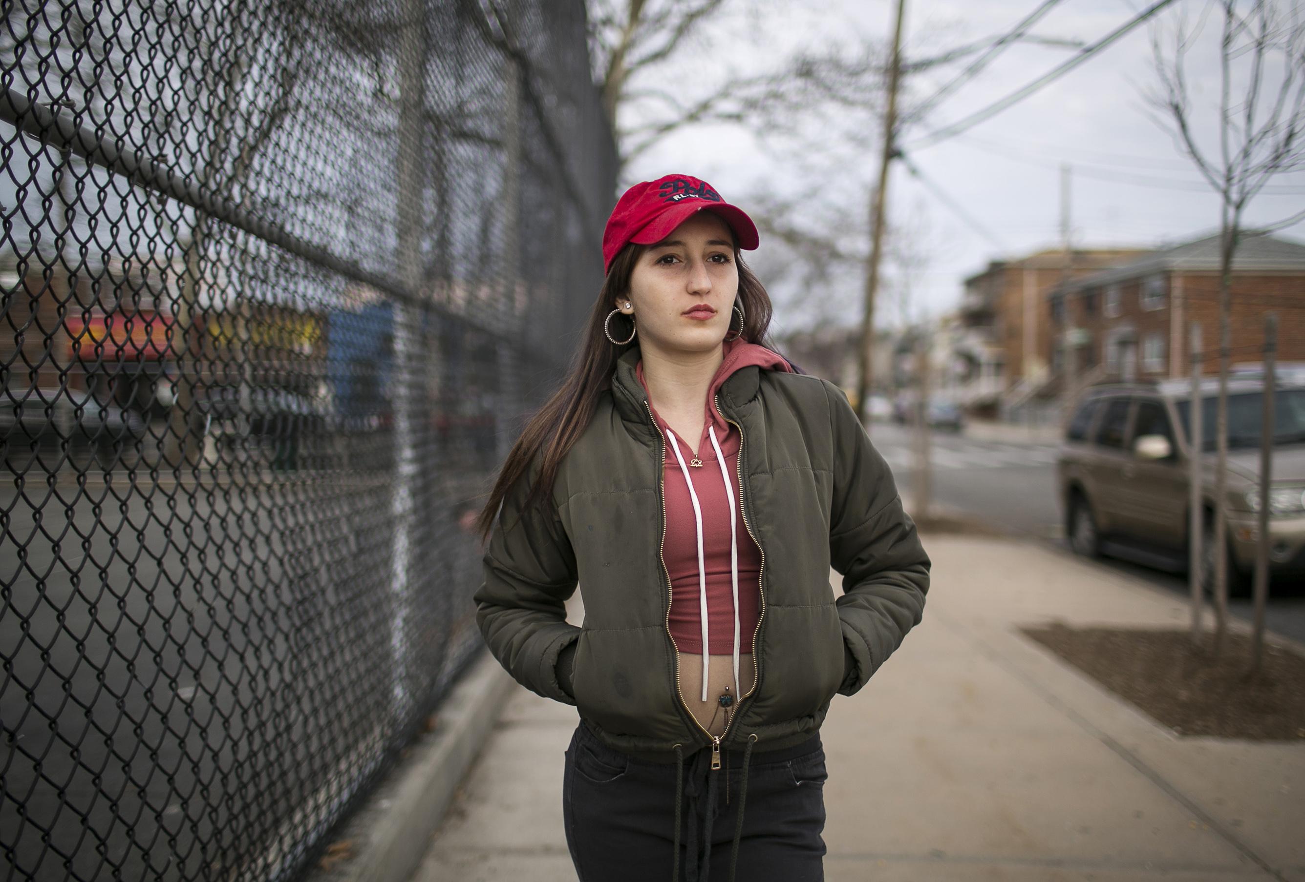 Nowy Jork teen sex