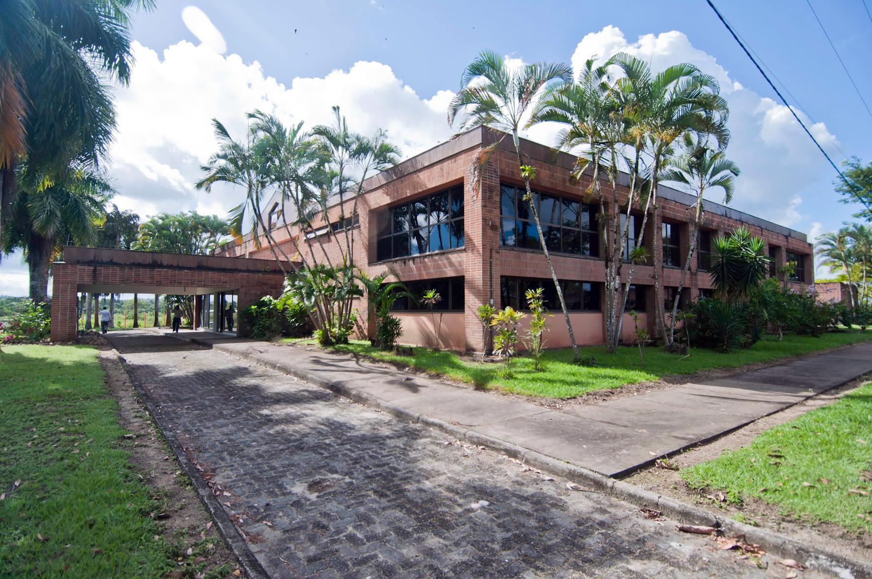 Campus Jorge Amado, sede da Universidade Federal do Sul da Bahia (UFSB), em Itabuna-BA.