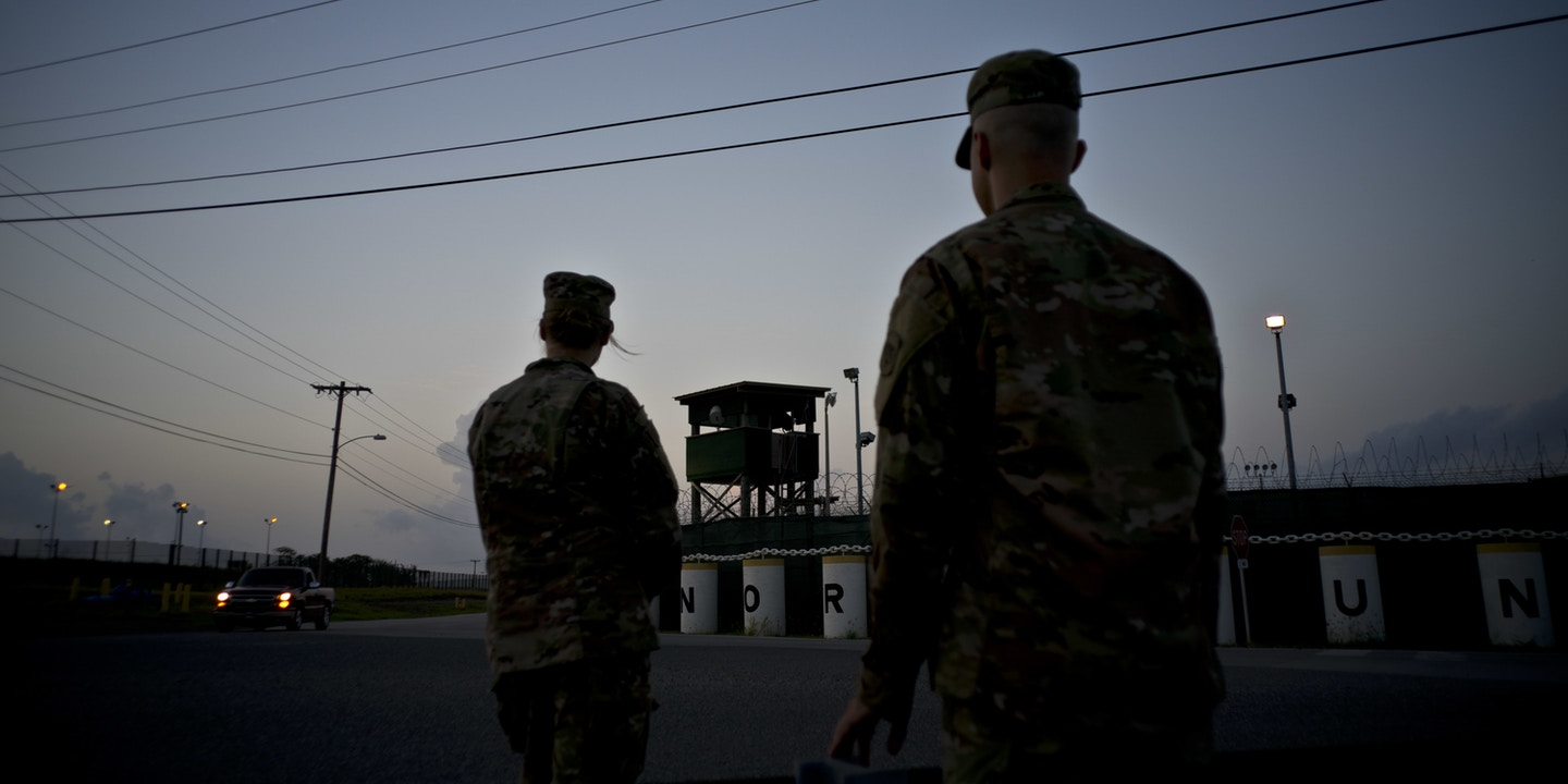 Press Restrictions at Guantánamo Bay Violate Rights