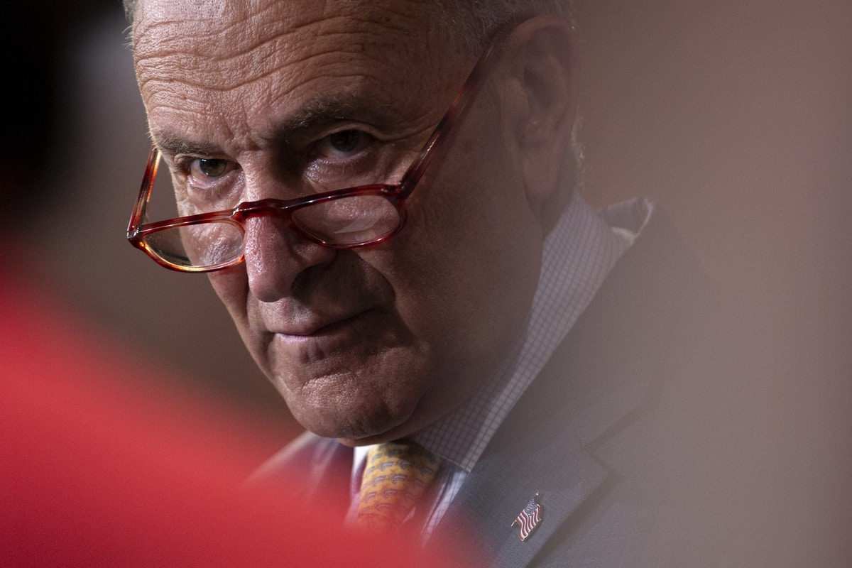 Progressive Candidates Are Carving a Path to the Senate in 2020 — No Thanks to Chuck Schumer