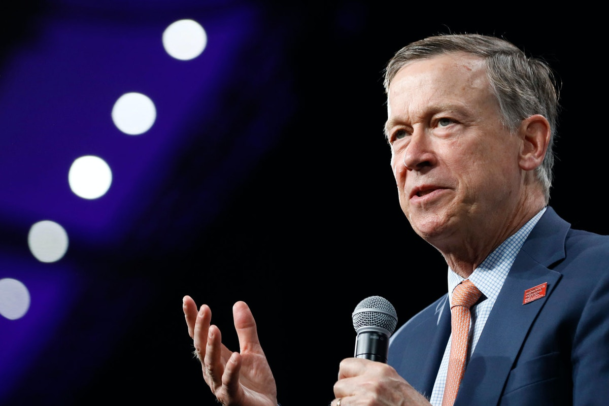 National Democrats Endorse John Hickenlooper, a Proponent of Fracking, in Competitive Colorado Primary