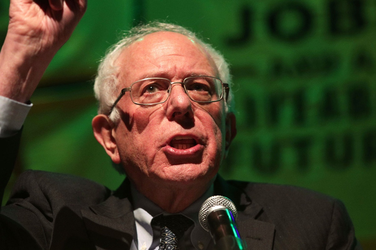 Bernie Sanders's Climate Plan Is More Radical Than His Opponents' — And More Likely to Succeed