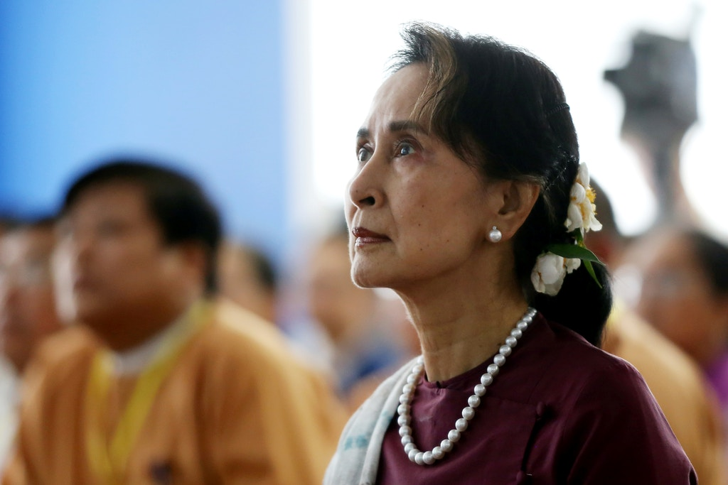 Indict Aung San Suu Kyi for War Crimes Against the Rohingya