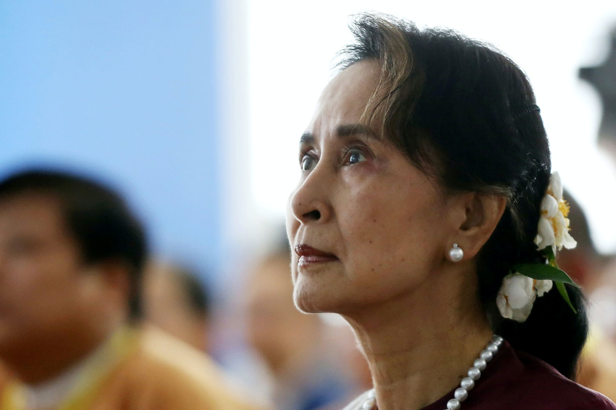 It's Time to Indict Aung San Suu Kyi for Genocide Against the Rohingya in Myanmar
