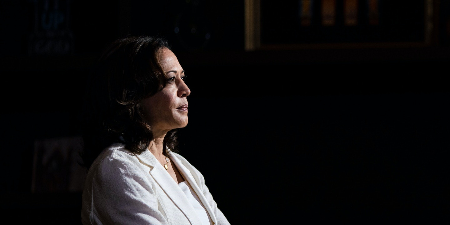 Kamala Harris Ads Tout Support For Sanders S Medicare For All Bill