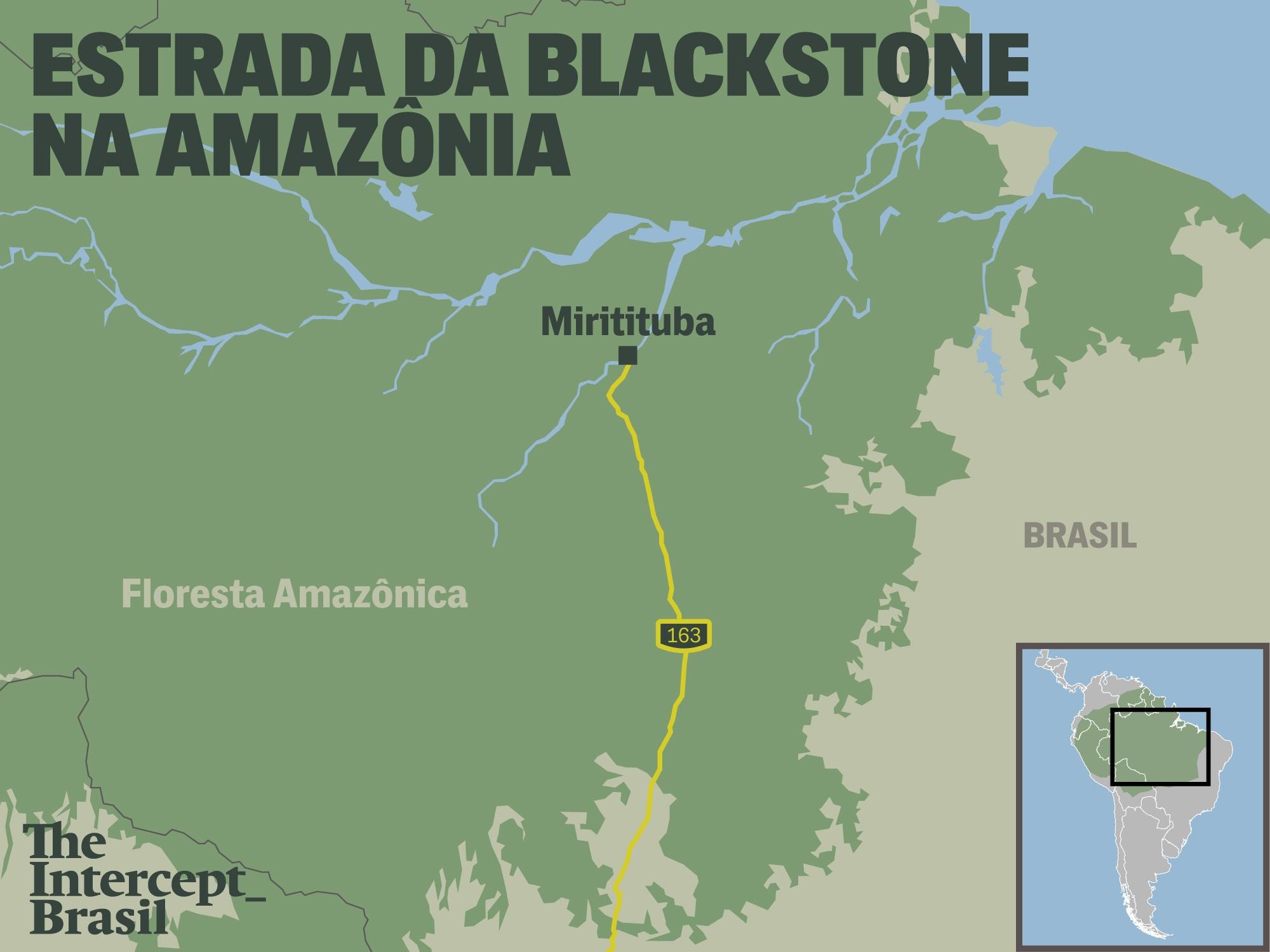 Apoiador De Trump Ajuda A Devastar A Amazônia