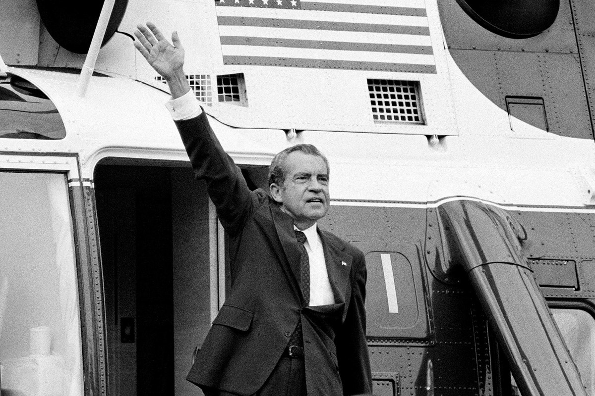 Nixon's Revenge: This Time, Republicans Are Ready to Fight Impeachment