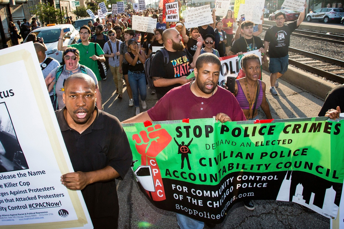 How Chicago Police Created a False Narrative After Officers Killed Harith Augustus