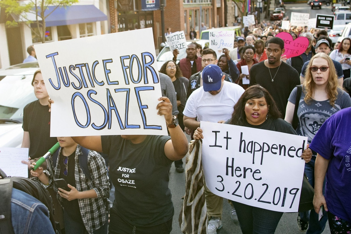 If You Are Black and in a Mental Health Crisis, 911 Can Be a Death Sentence