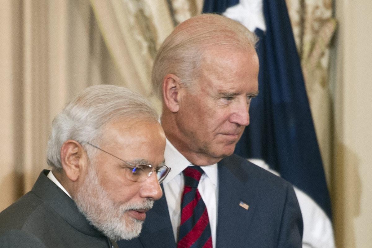 New Joe Biden Staffer Is a Supporter of India's Narendra Modi
