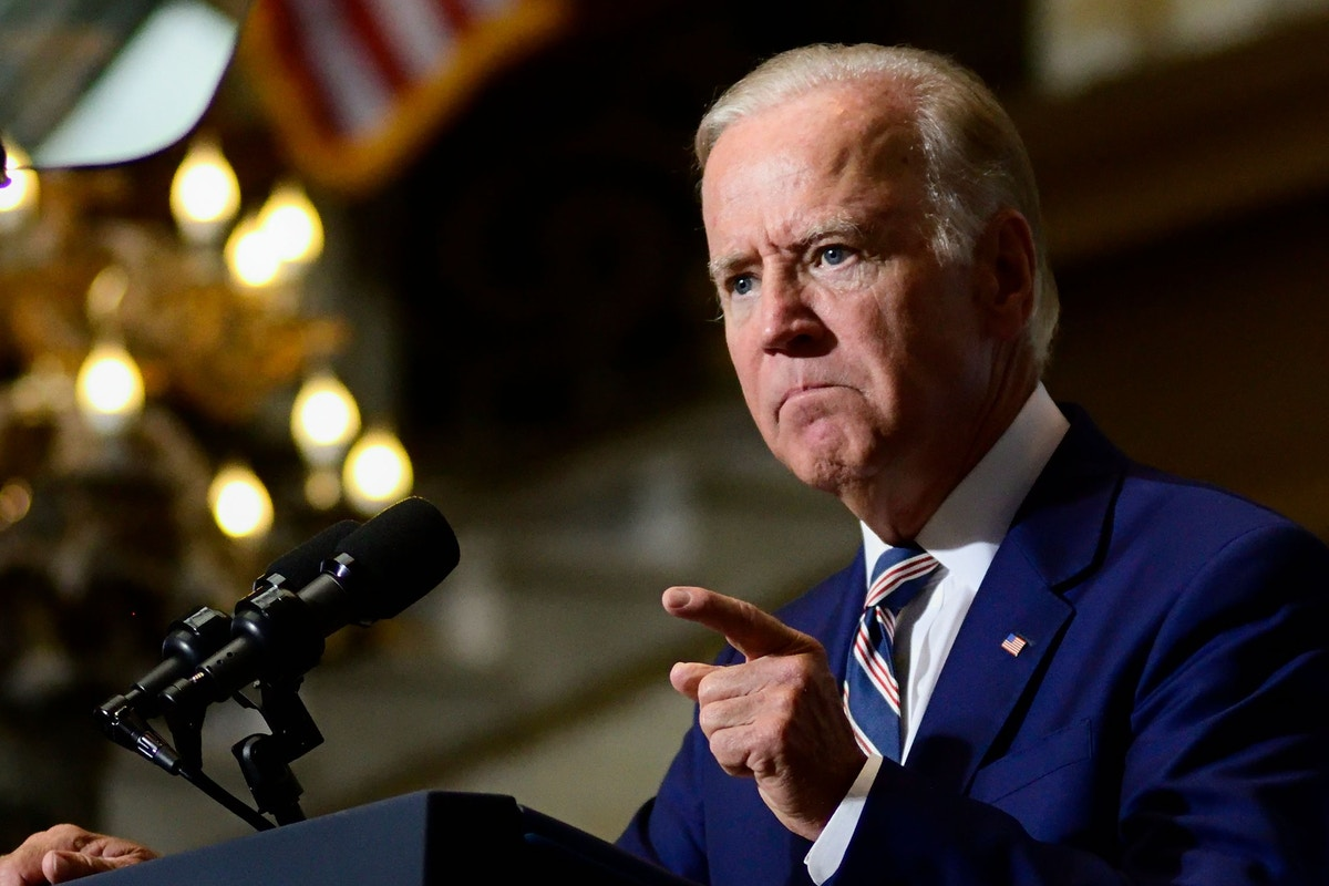 Joe Biden Is Demanding Financial Transparency While Concealing His Own Wealth
