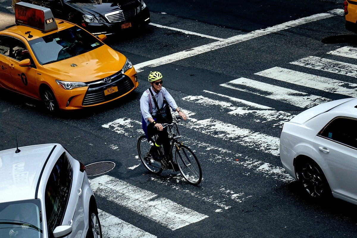 Why Is Bill De Blasio Trying to Kill Me? New York's Mayor Claims to Be Progressive but Favors Drivers Over Bicyclists.