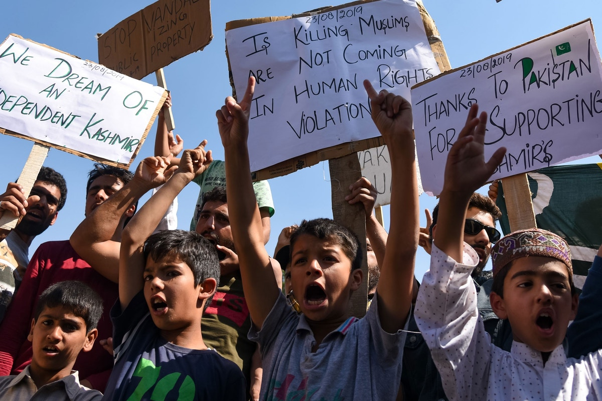 Mourning and Resistance in Kashmir After India Revoked the State's Special Status
