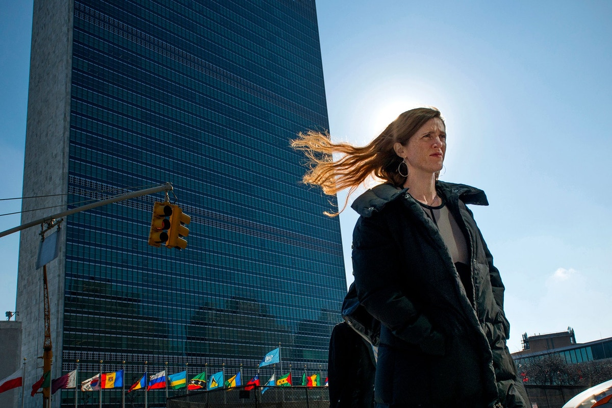 A Memoir From Hell: Samantha Power Will Do Anything for Human Rights Unless It Hurts Her Career
