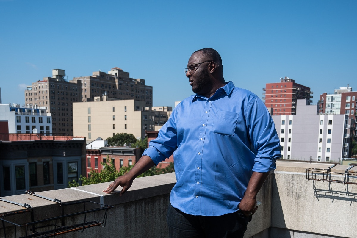 Isiah James Wants to Take Brooklyn's Fight for Affordable Housing to Congress