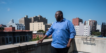 Isiah James is running for New York's 9th Congressional District.