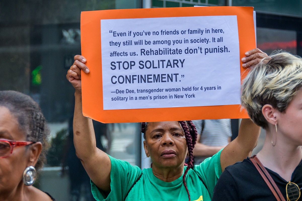 Here's How Easily New York Could Become the First Major U.S. City to End Solitary Confinement