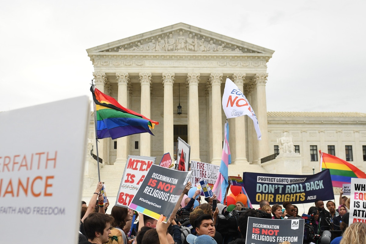 The Trump Administration Is Fighting at the Supreme Court to Let Employers Fire Queer and Trans Workers
