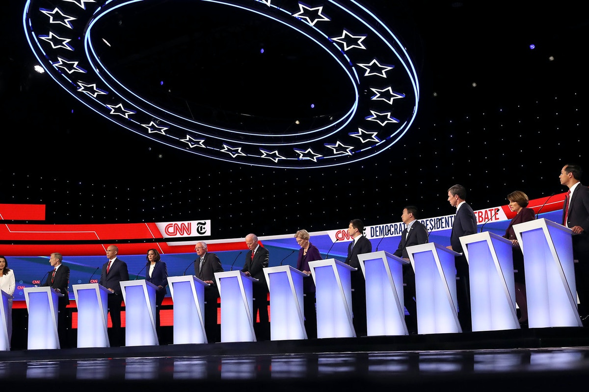 What I Learned From the Debate: Democrats Still Can't Level With Voters About the American Empire