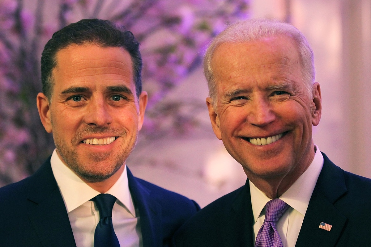 Joe Biden's Family Has Been Cashing in on His Career for Decades. Democrats Need to Acknowledge That.