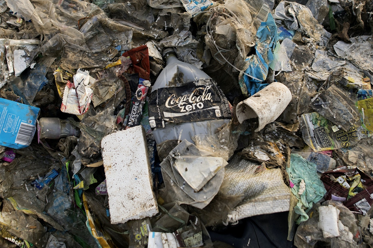 Coca-Cola Named Most Polluting Brand in Global Plastic Waste Audit