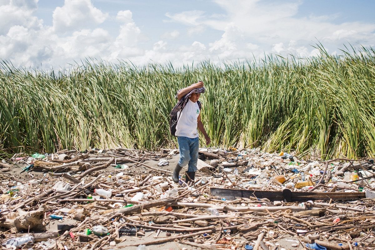 How Plastic Pollution Is Making Central American Communities Uninhabitable
