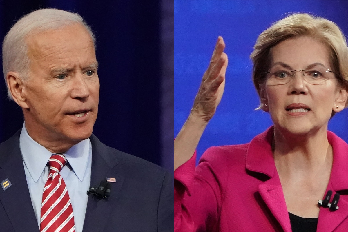 "In Midst of Bankruptcy Fight, Elizabeth Warren Said ""Joe Biden Should Not Be Allowed to Sell Out Women"""