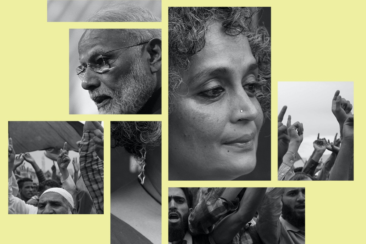 The Silencing of Kashmir: Arundhati Roy on India, Modi, and Fascism
