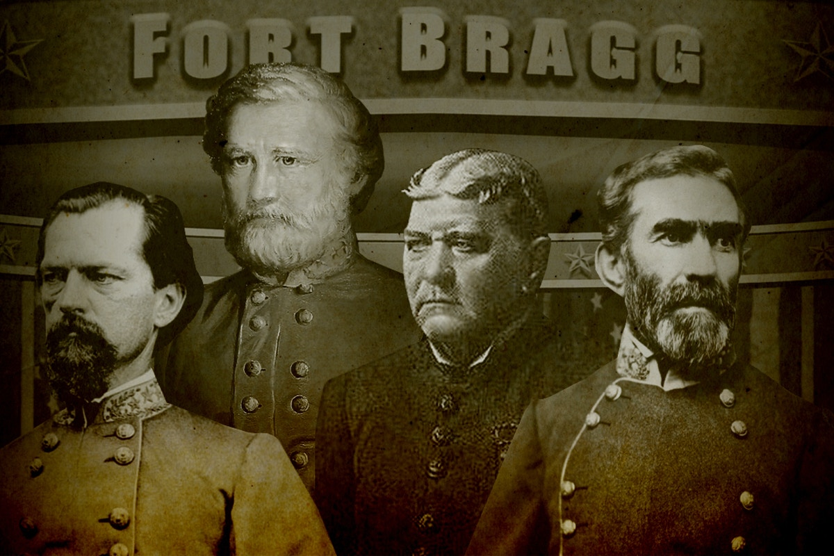 Why is the Army Still Honoring Confederate Generals?