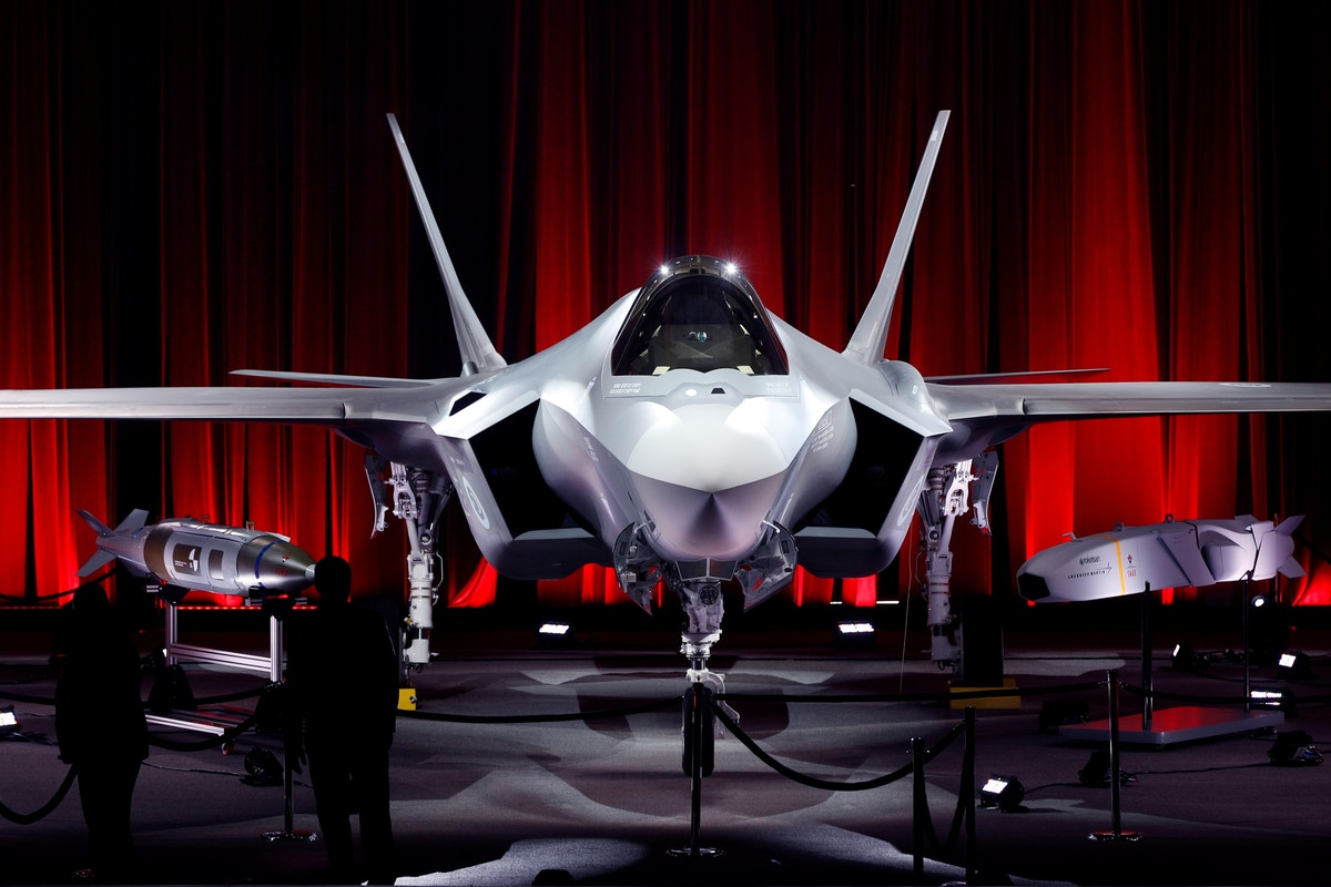 As Trump and Erdogan Meet, the U.S. Hopes to Resume F-35 Arms Sales to Turkey