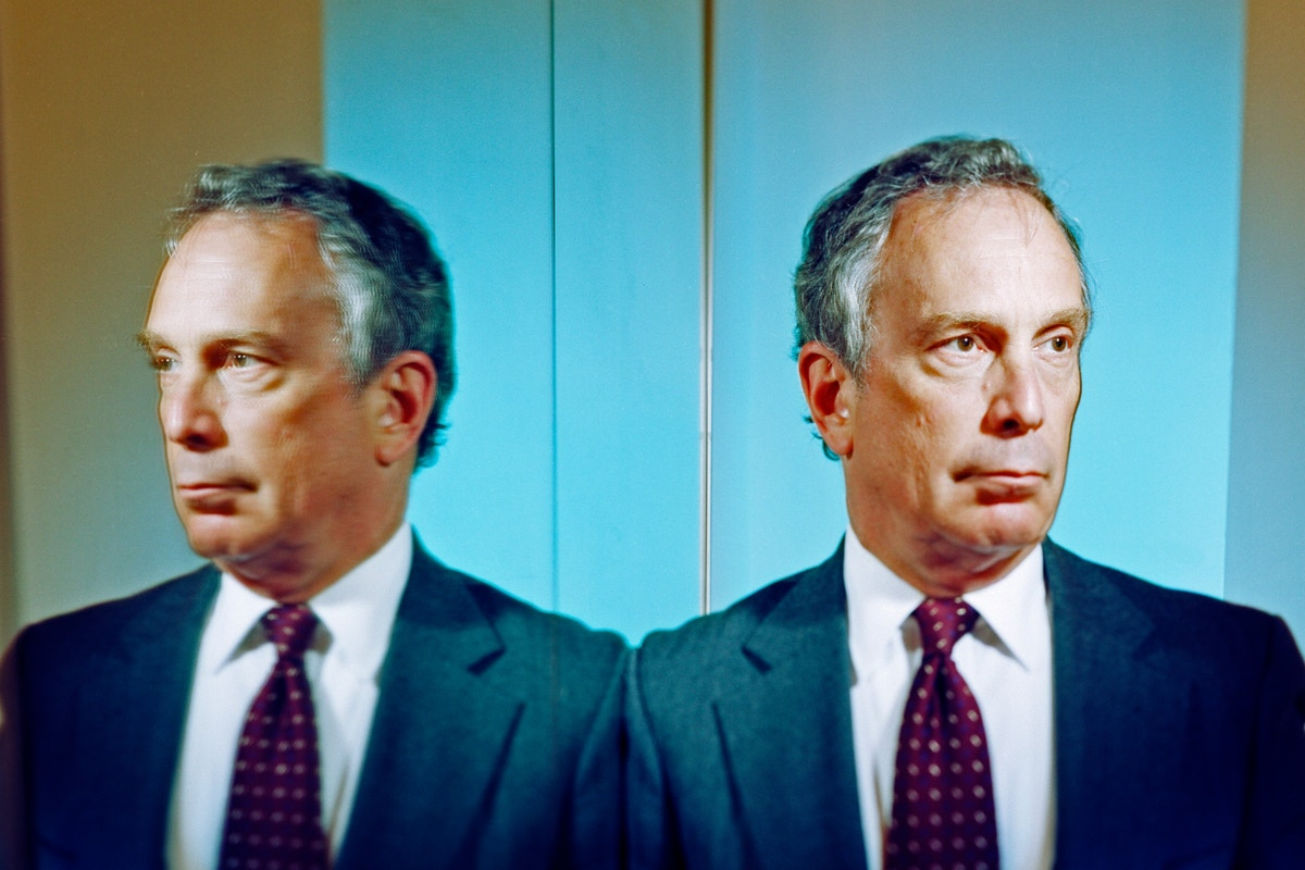 Michael Bloomberg's Right-Wing Views on Foreign Policy Make Him a Perfect Candidate for the Republican Nomination