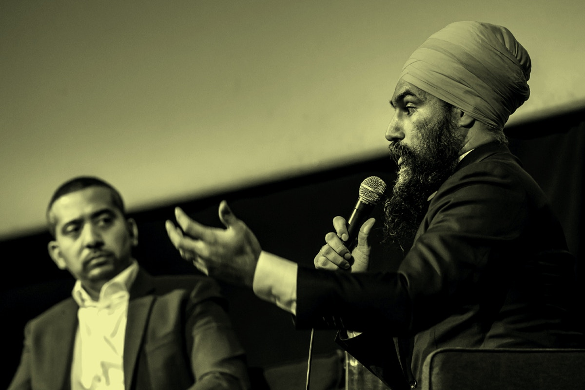 Deconstructed Podcast: Deconstructed Live From Toronto: Is Canada Really a Progressive Paradise?